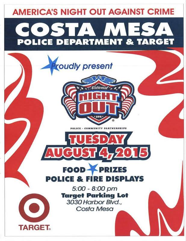 America's Night Out Against Crime