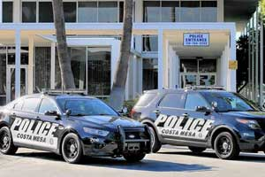 Injuries pile up for understaffed Costa Mesa Police Department