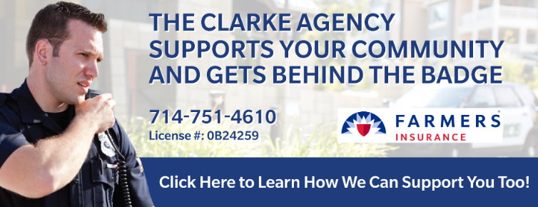 The Clarke Agency Farmers banner